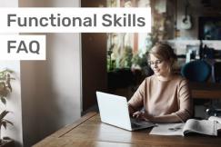 Functional Skills FAQs: GCSE Equivalents Online