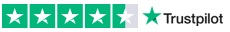 learndirect Trustpilot review stars