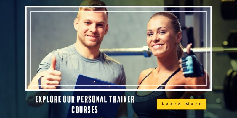 become a personal trainer online
