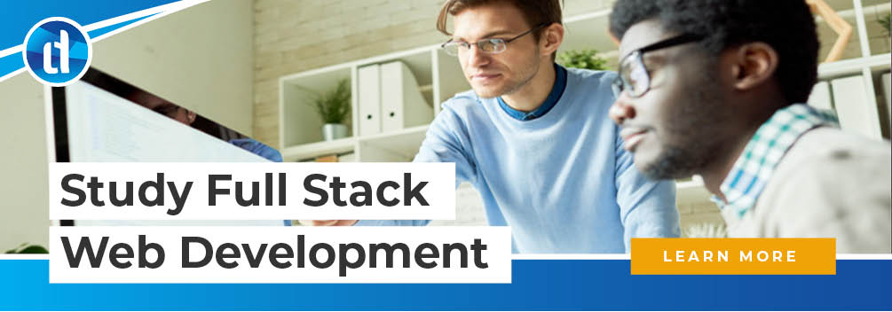 learndirect - Study to become a full stack developer online
