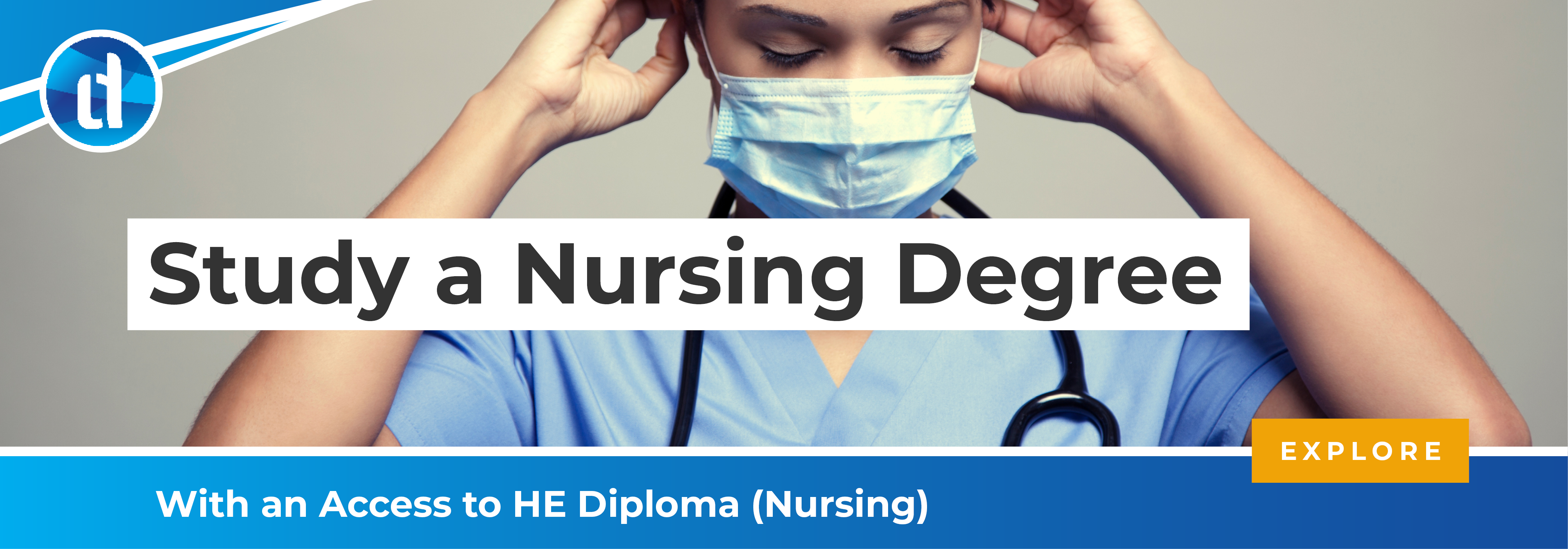 learndirect - study a nursing degree with an Access to HE Diploma