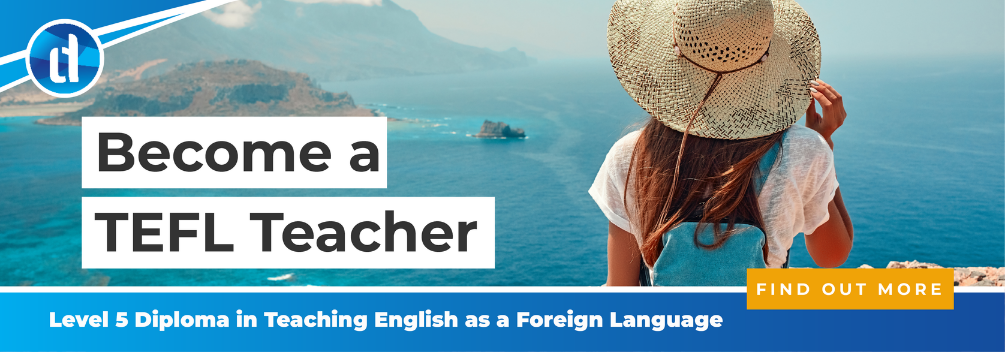 LD - Is TEFL Right for Me?- CTA