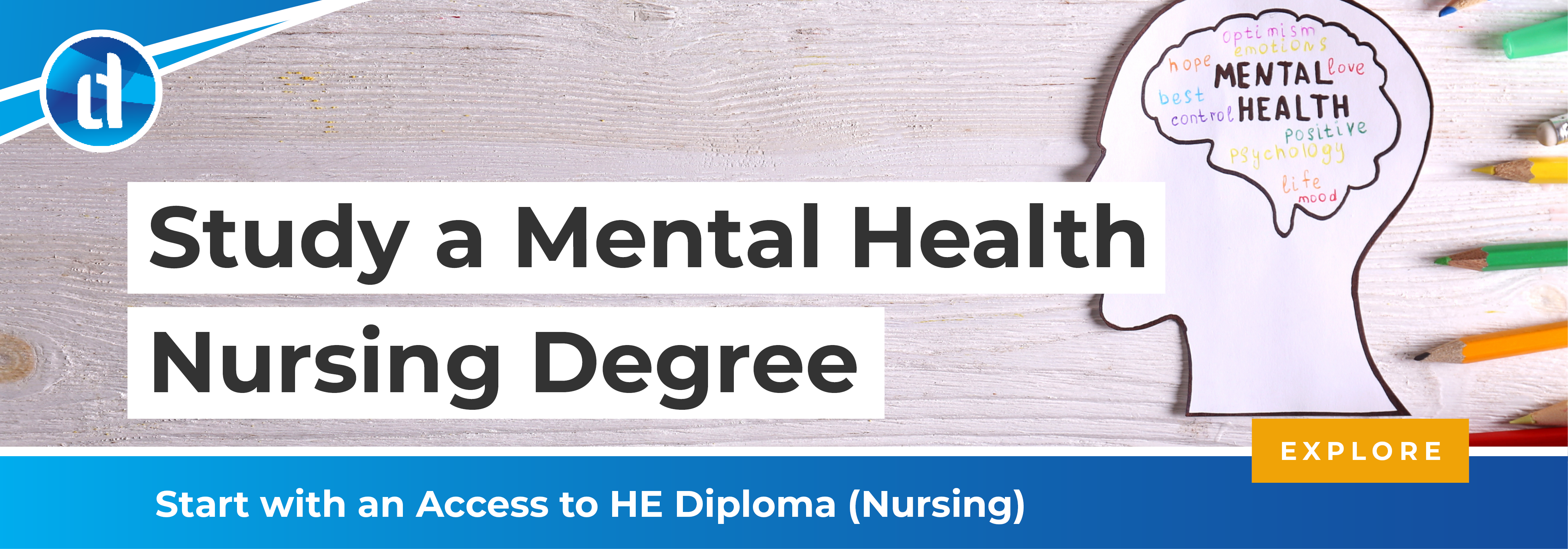 learndirect - Study a Mental Health Nurse Degree with an Access to HE Diploma