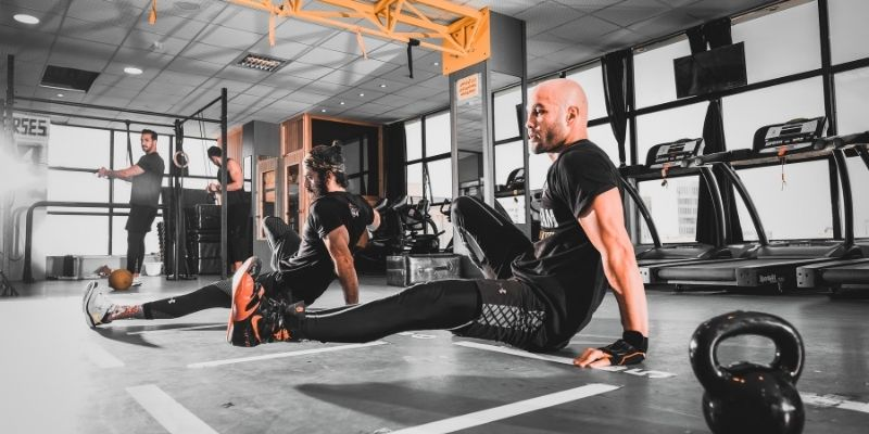 online fitness courses