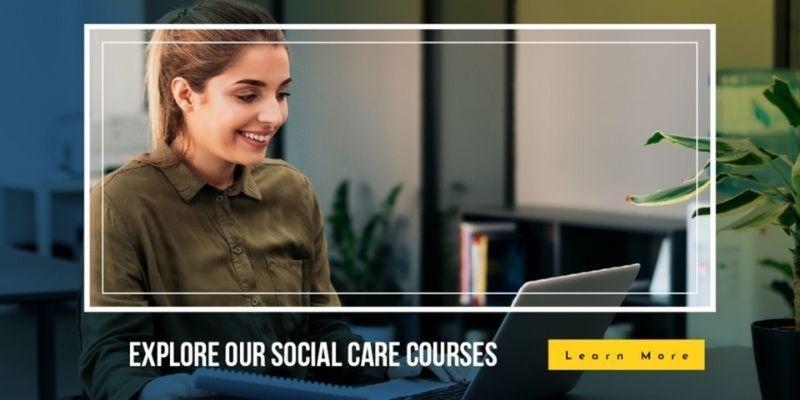 online social care courses