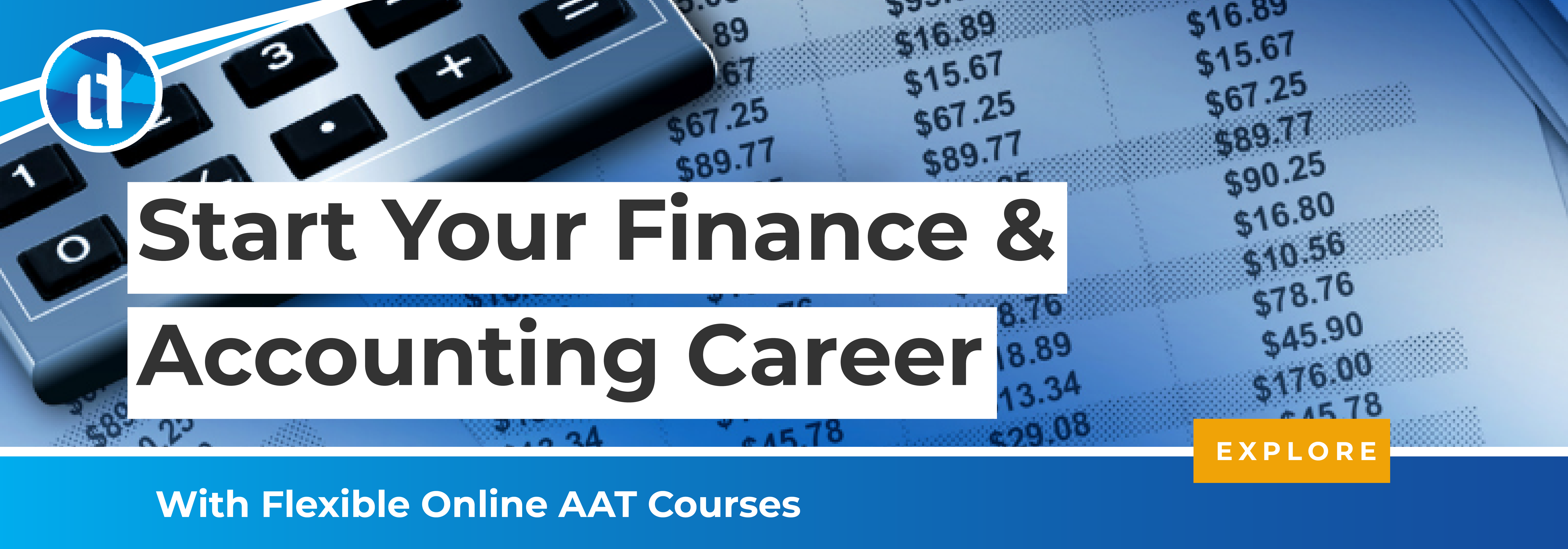 learndirect - start your finance and accounting career