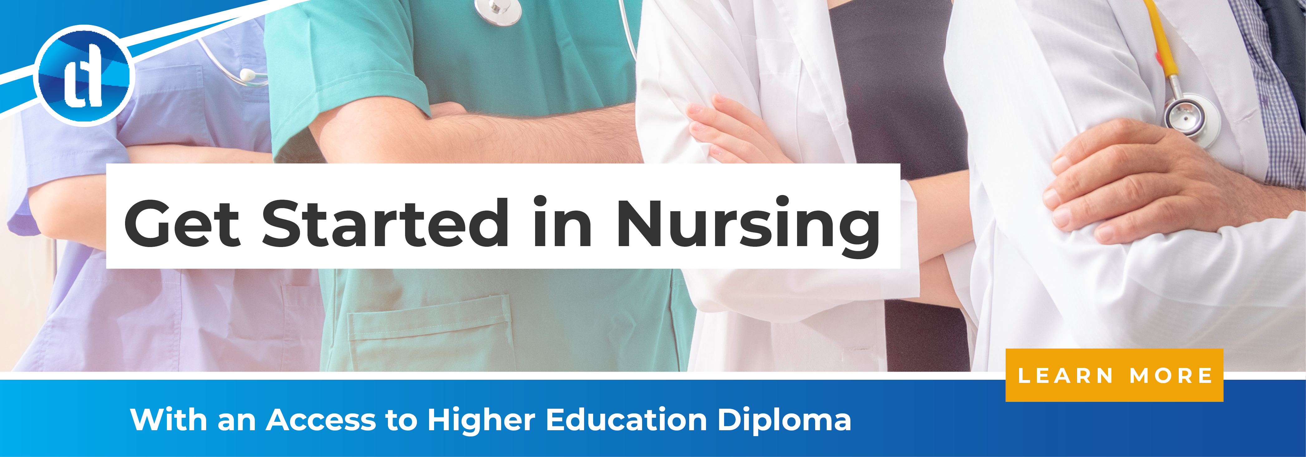 learndirect - get started in nursing and become an intensive care nurse