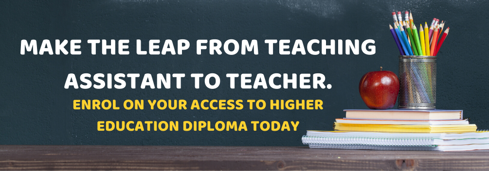 learndirect | Making the Leap from Teaching Assistant to Teacher | CTA