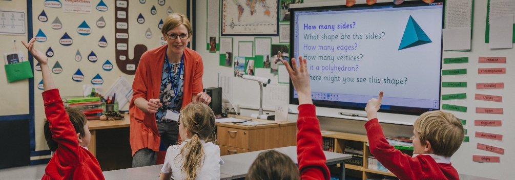learndirect | Making the Leap from Teaching Assistant to Teacher | Why Make the Leap?