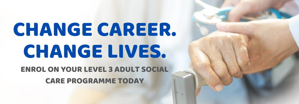 learndirect   What is Level 3 Adult Social Care?   CTA