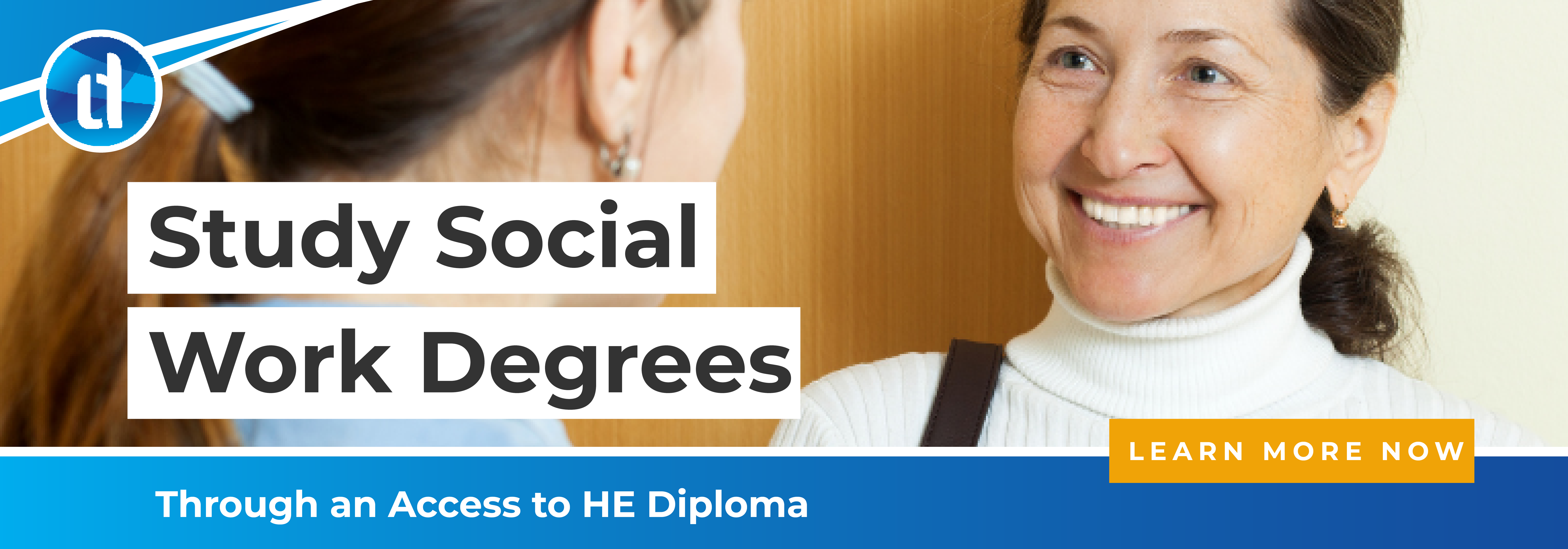 learndirect - study social work at university through an Access to HE Diploma